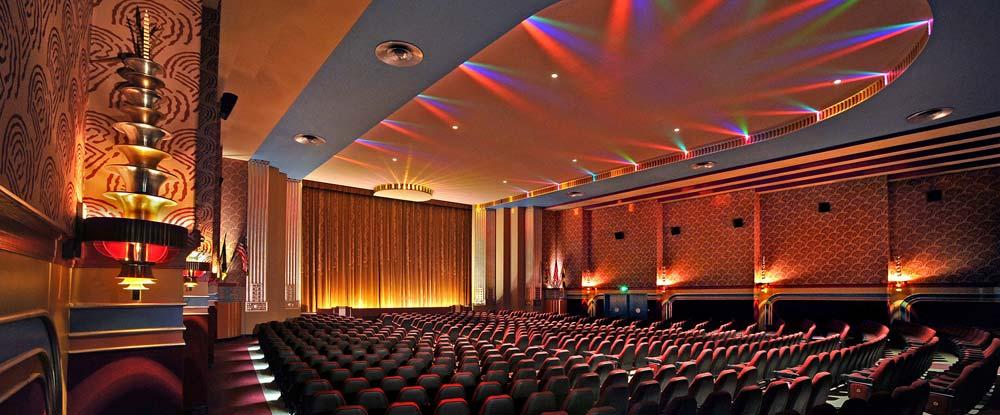 Movie theaters baltimore