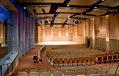Gibson Performing Arts Center Recital Hall
