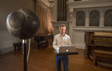 Room Acoustics Measurements in a Recital Hall